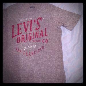 Boys Levi's t-shirt